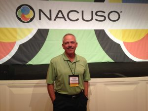 Pat Connealy at the 2016 NACUSO Network Conference