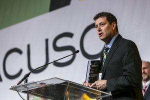 Steve Salzer, SVP of PSCU
