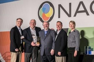 Coastal Federal Credit Union, Raleigh, N.C accepts Next Big Idea Award