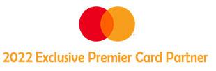 2018 Exclusive Premier Card Partner